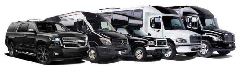 Georgetown Party Bus Rental Services